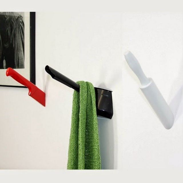 Awesome Wall Hooks and Coolest Coat Racks (15) 4