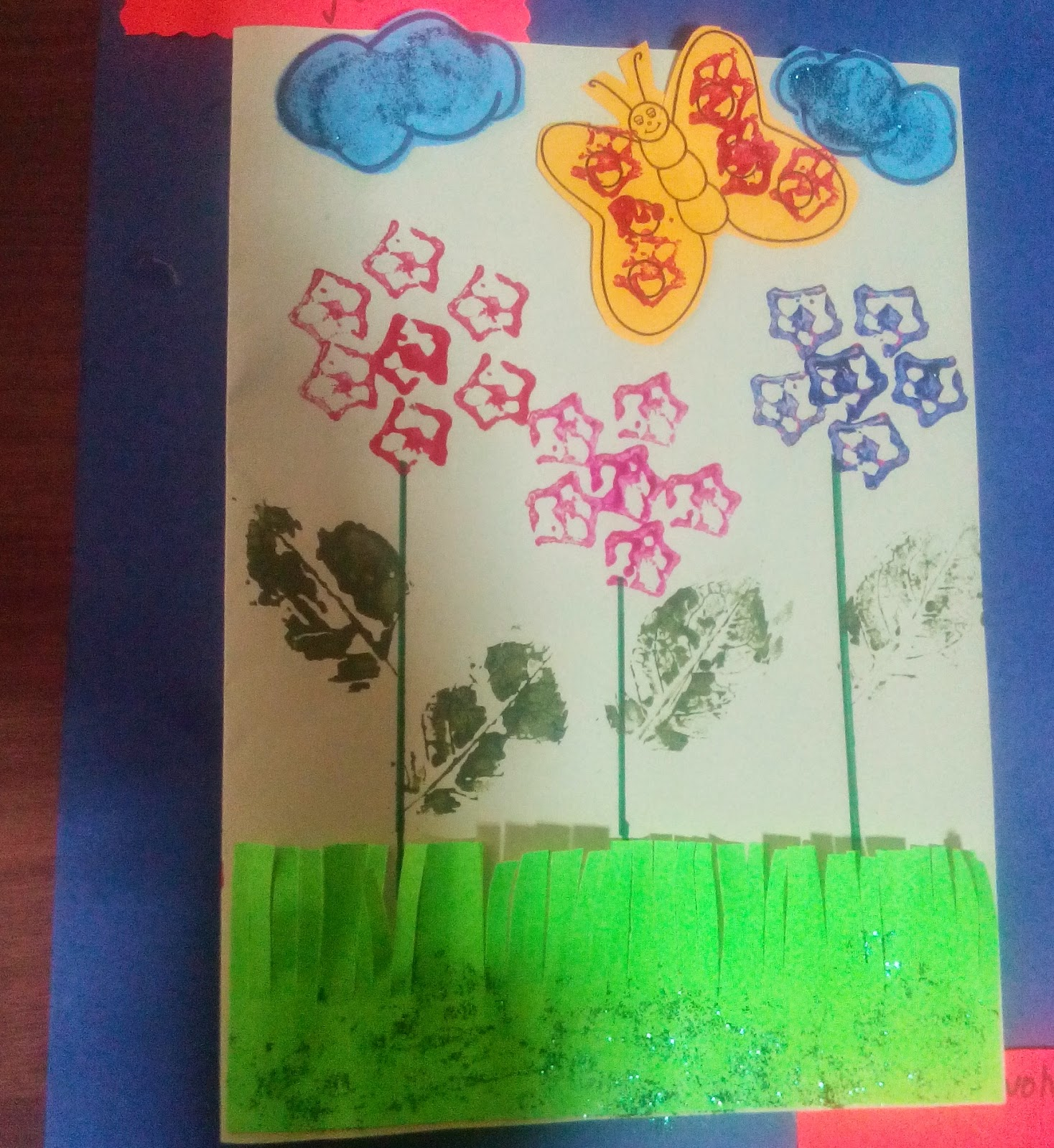 Art Craft Ideas And Bulletin Boards For Elementary Schools