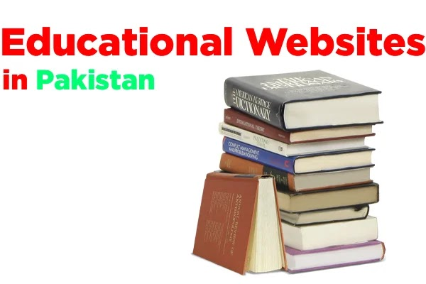 Top 10 educational websites of pakistan