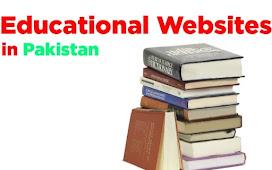 List of top Ten Educational websites for students in Pakistan