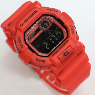 Harga Jam Tangan G shock KW warna merah