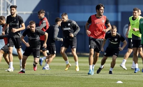 Málaga, plan semanal de entrenamiento (del 2 al 7 de marzo)