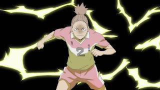 ハイキュー!! アニメ 2期17話 | HAIKYU!! Karasuno vs Wakutani minami
