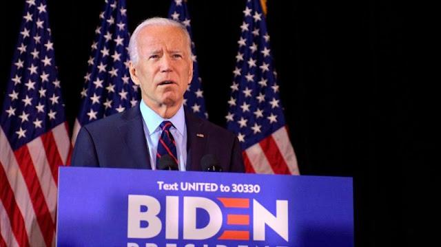 Una exasistente de Joe Biden le demanda por acoso sexual