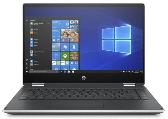 HP Pavilion x360 14-dh1011ns: portátil convertible de 14'' con procesador Core i3 (10ª gen) y Windows 10 Home