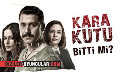 مسلسل الصندوق الأسود Kara Kutu