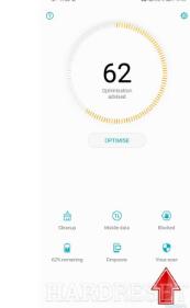 Cara Scan Virus Pada Ponsel Huawei 3