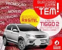 Promoção Interlar Interlagos 2019 Concorra Tiggo 2 e Seis Vales-Compras 5 Mil Reais