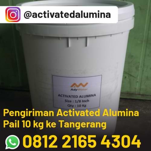 harga activated alumina