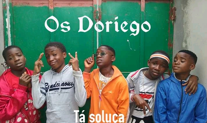 Os Doriego - Tá Soluça (Afro House)