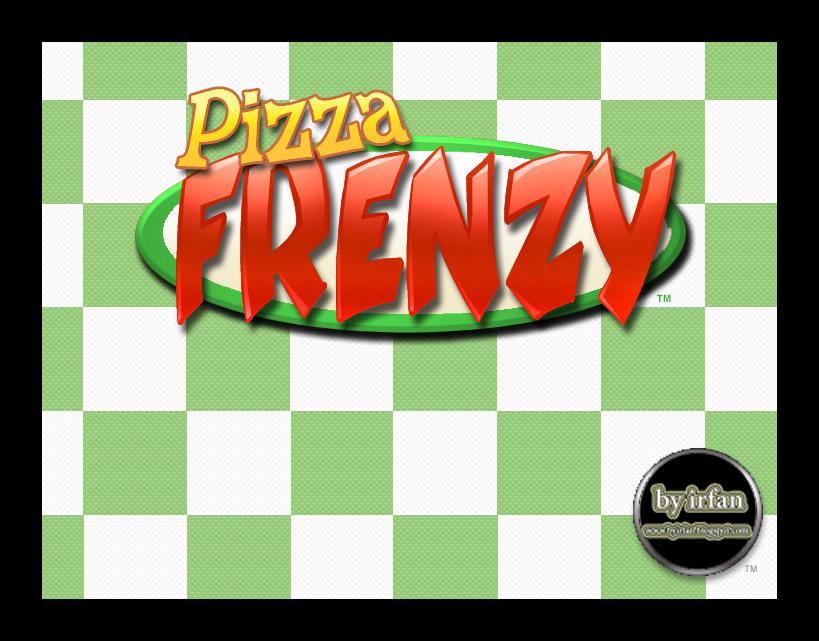 Pizza Frenzy - Katılımsız Oyun