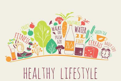 Tips to Be an Adult with Healthy Lifestyle