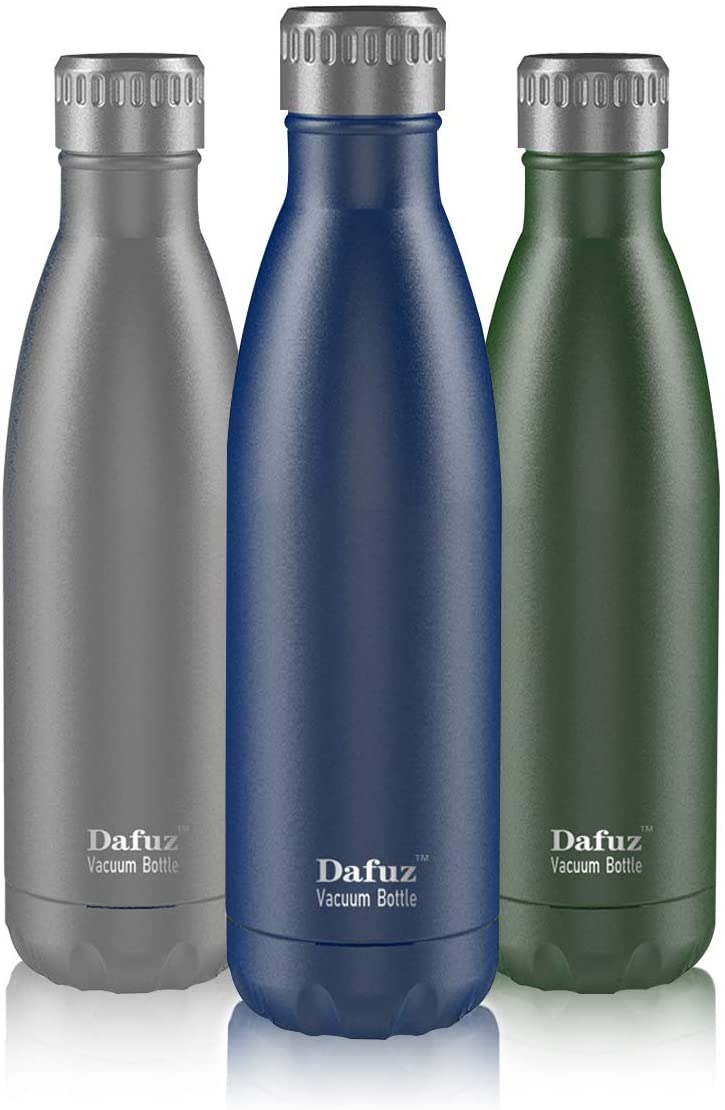 40% OFF Dafuz 17oz Vacuum Insulated Water Bottle