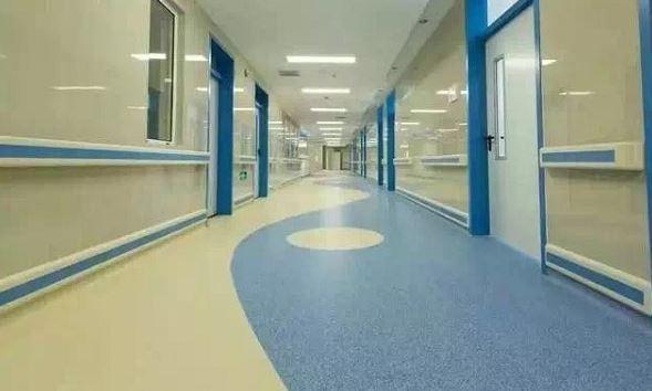 vinyl lantai untuk rumah sakit