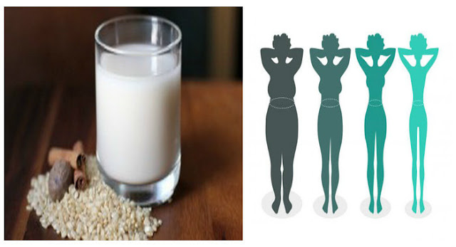 Lose Weight With Rice Milk: Properties And Recipe