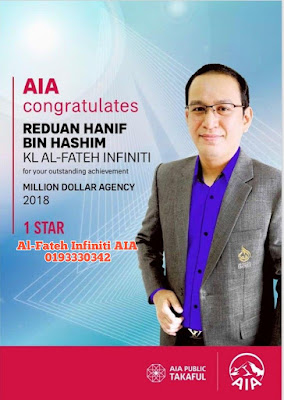 AIA Million Dollar Agency