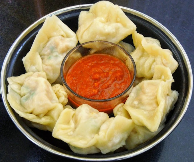 CHICKEN MOMO RECIPE