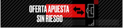 PokerStars Sports apuesta sin riesgo Athletic vs Real Madrid 5-7-2020