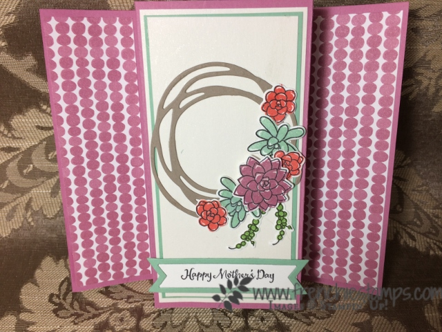 Oh So Succulent, Stampin'Up!