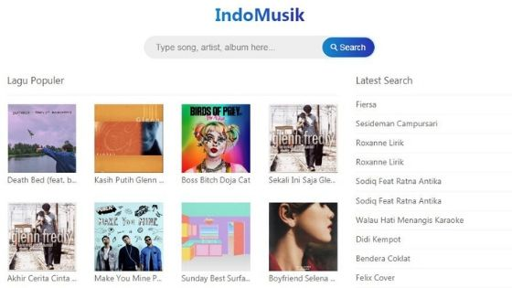 Situs Download mp3