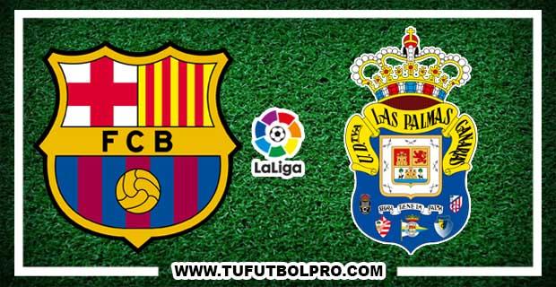Ver Barcelona vs Las Palmas EN VIVO Por Internet Hoy 1 de Octubre 2017