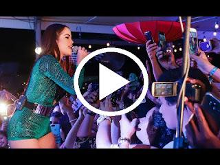 Natti Natasha - Sin Pijama ( En Vivo 2018)