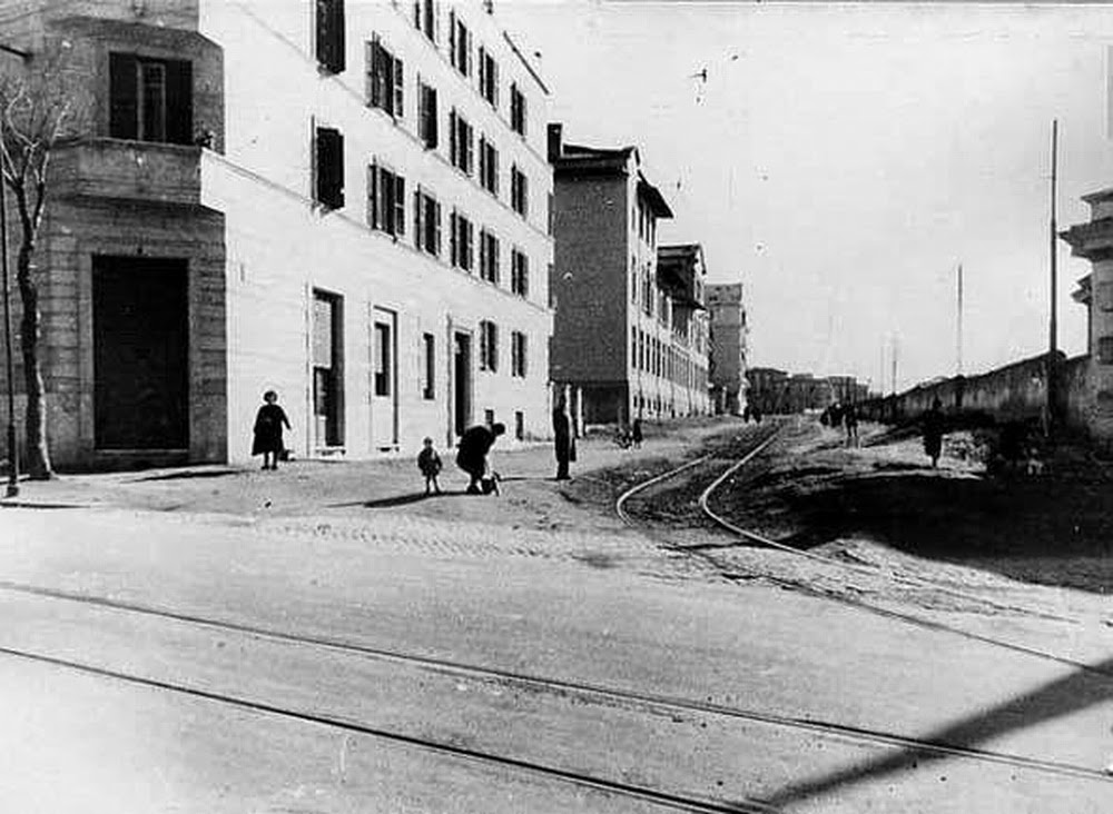 APPIO TUSCOLANO e zone limitrofe: Fellini e i vitelloni a ...
