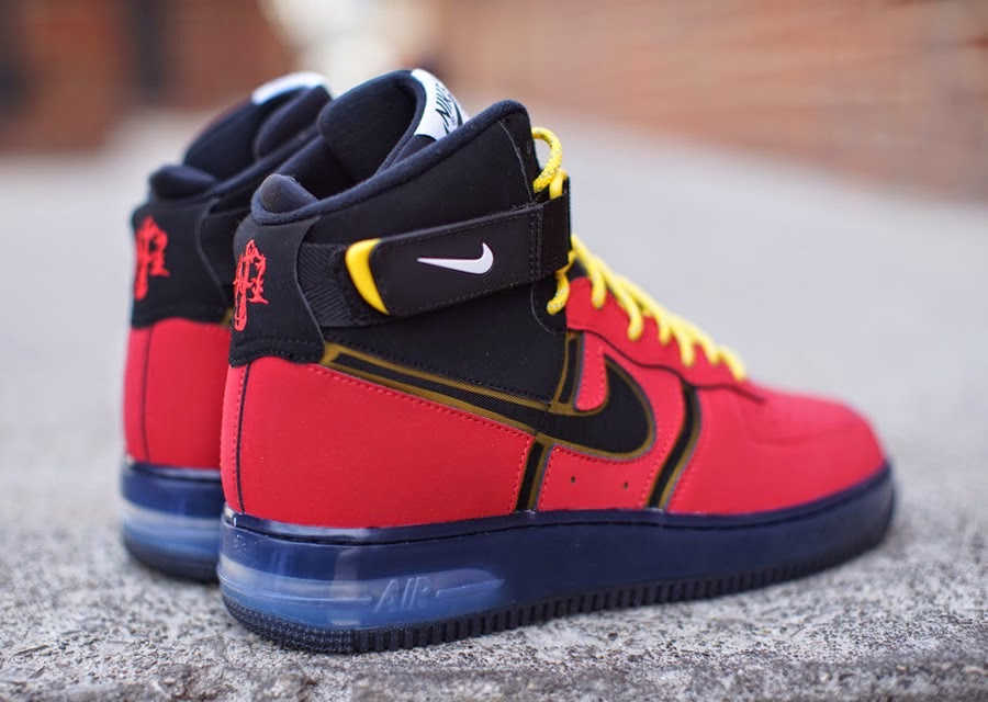 Nike Air Force 1 High Supreme Bakin ~ Mixtape108 6f5d74cd7160f