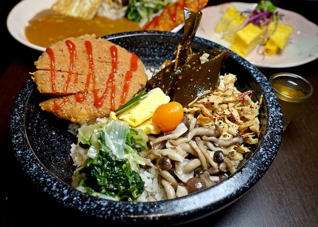 菊子日式蔬食~台北素食、中山區素食日式料理