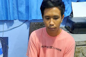 Diduga Edarkan UPAL Seorang Pemuda Diringkus Oleh Anggota Polsek Moyo