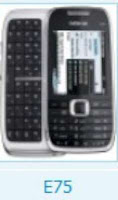 Nokia E75 RM-413 all firmware versions