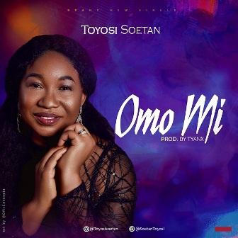 Toyosi Soetan Shares High-life Tune - ''Omo Mi'' (My Child) || @toyosisoetan