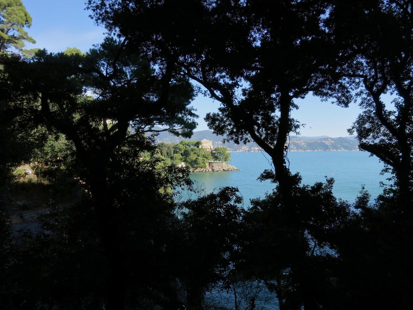 Seaside Walk, Santa Margherita to Portofino