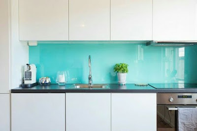 Kitchen Glass Fronts in New York