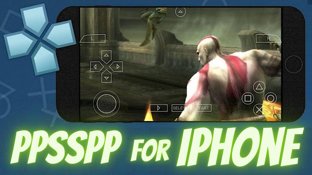 Download PPSSPP for iPhone iOS Emulator