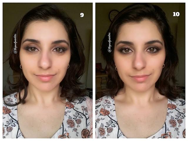 Full face tutorial