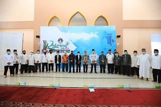Rapat Kerja Wilayah I Hidayatullah Kalimantan Utara Tahun 2021