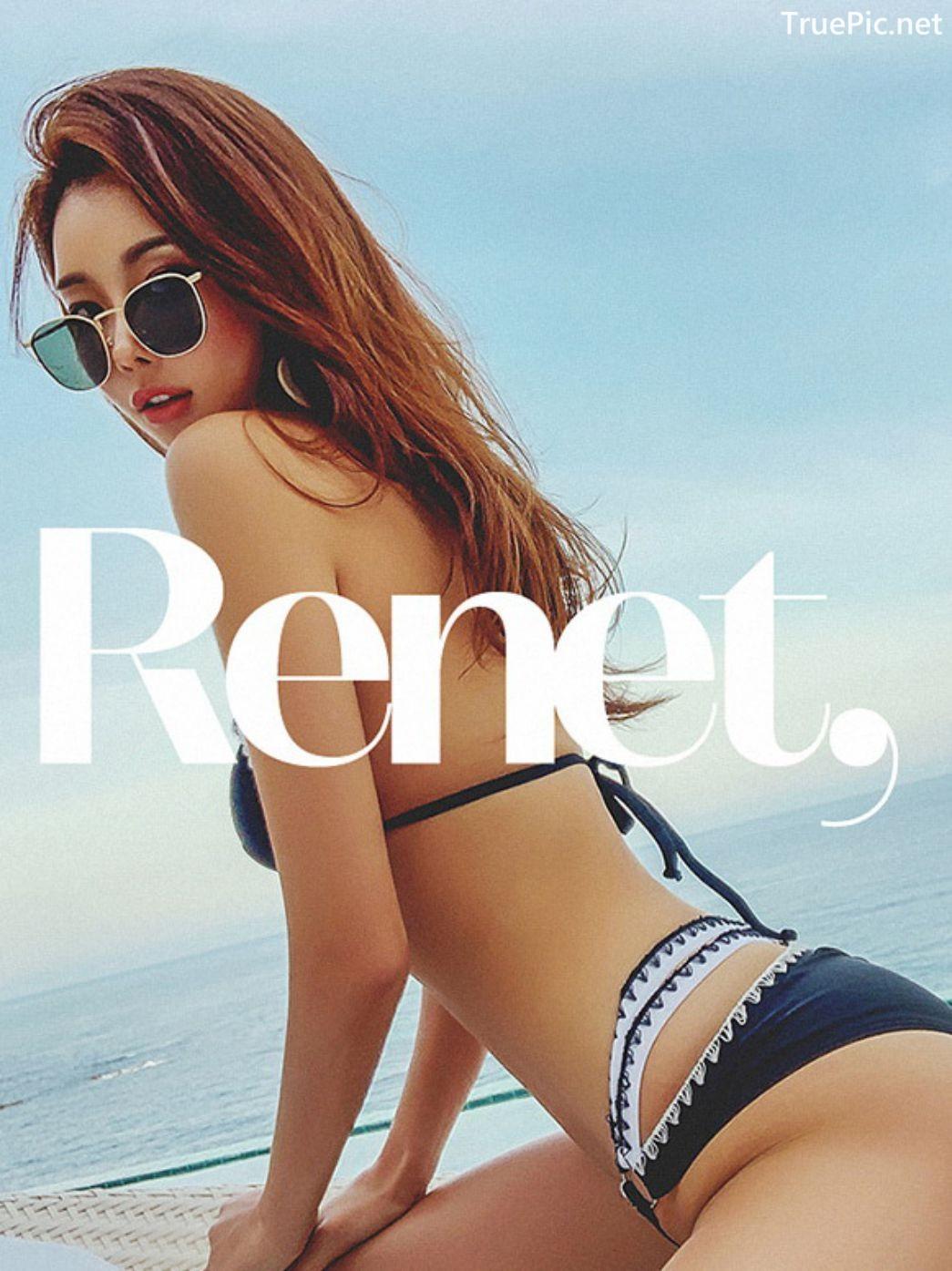 Image Korean Fashion Model - Park Da Hyun - Renet Bikini - TruePic.net - Picture-4