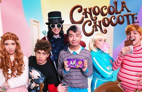 Chocola Chocote | Ami Rodriguez Lyrics