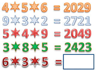 Retos Matemáticos, Descubre los números, Acertijos matemáticos, problemas matemáticos, desafíos matemáticos, Operaciones diferentes