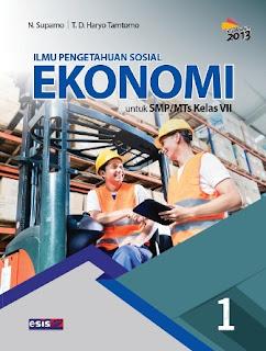 Ips Ekonomi Smp/Mts/Kls.Vii/K13N