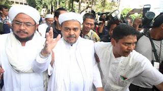 Informasi Habib Rizieq Masuk Rumah Sakit Ternyata Hoax - Commando