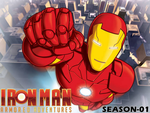Iron Man Armored Adventures Season 01 All Images In 720P