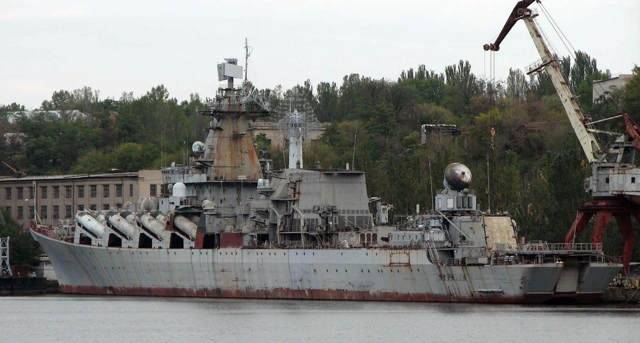 крейсер пр.1164 колишній Україна, Галичина, ще раніше Адмірал флоту Лобов