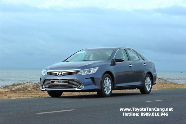 toyotacamry20e 2015 toyota tancang 8 -  - Lý giải việc các đại lý Toyota đồng loạt tăng giá xe từ ngày 01/10/2015