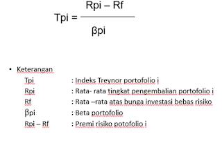 Indeks Treynor