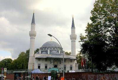 Senibina Masjid Yang Indah