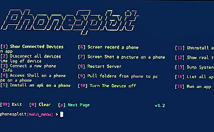 how to use Phonesploit in Termux
