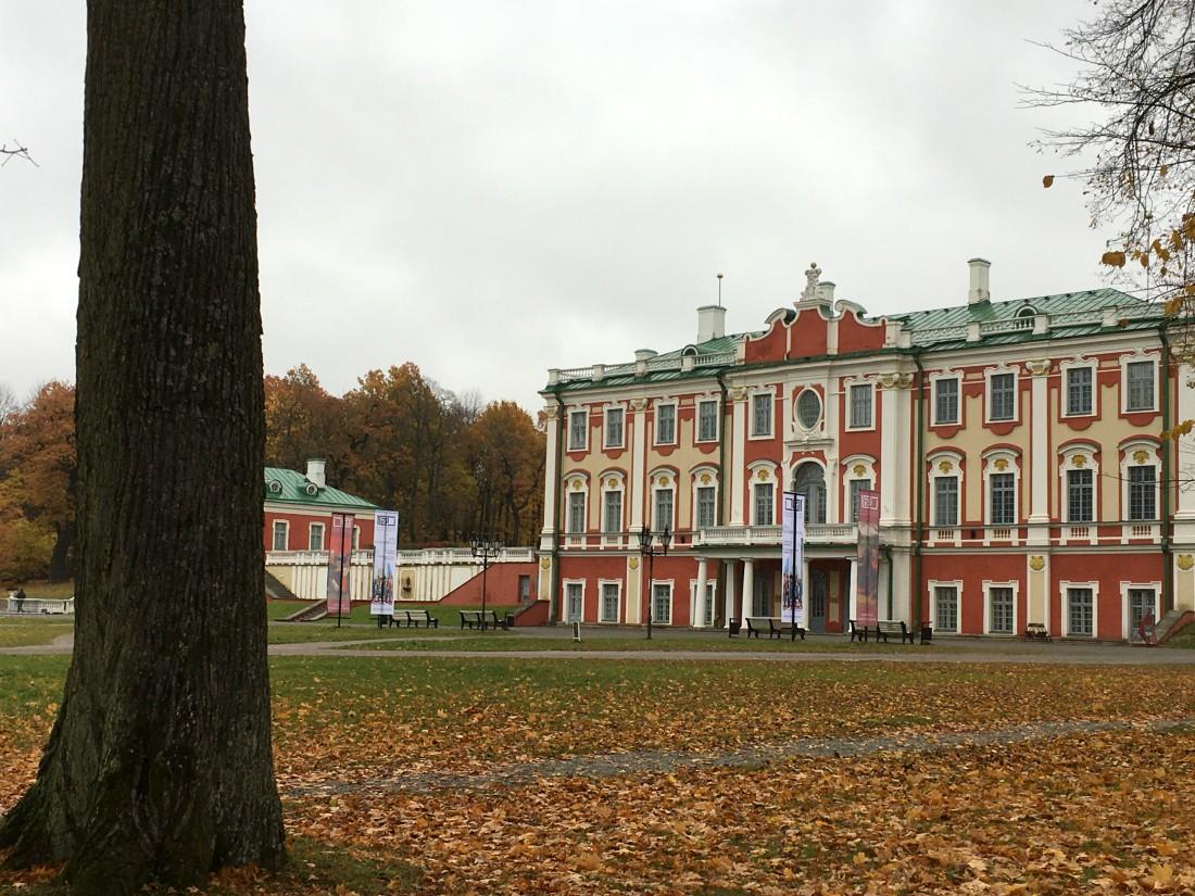 Kadriorgin palatsi, Kardiorgin puisto, Tallinna, Rouva Sana