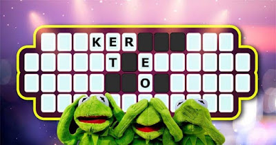 Figure: This is one famous frog, but how do you write his name?